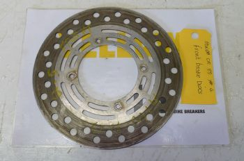 HONDA CR85 BIG WHEEL. FRONT BRAKE DISC #4(CON-A)